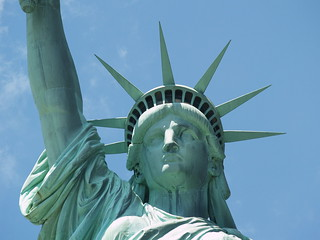 Statue of Liberty | by HelveticaFanatic
