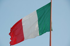 Flag of Italy by James.Stringer