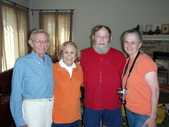 Arthur, Harriet, Chips & Anna