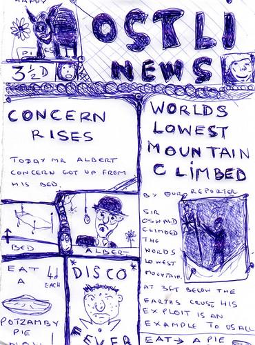 Ostli News