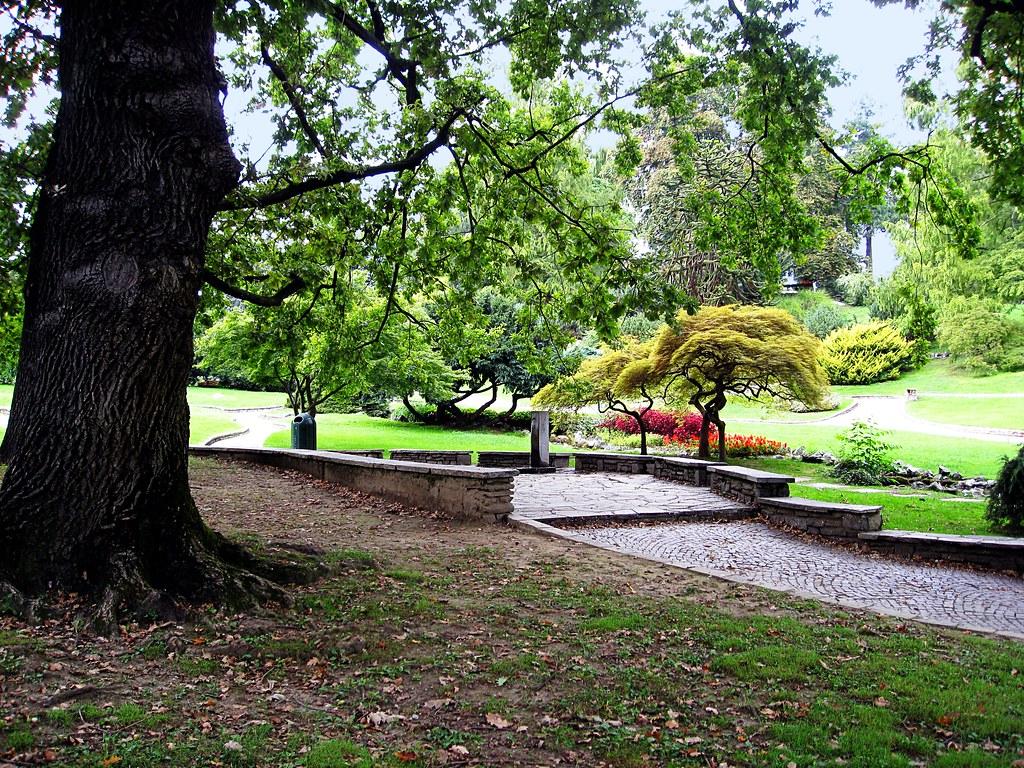 Parco del Valentino à Turin - Photo d'Eric Borda