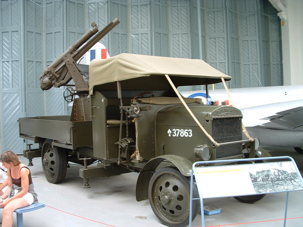Thornycroft Anti Aircraft
