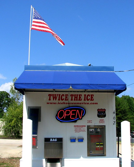 Twice The Ice | Flickr - Photo Sharing!