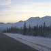 Small photo of Alaska Highway driving