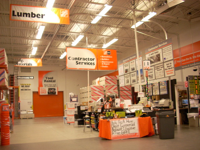 home depot interior flickr photo sharing home depot interior the interior of a home depot home