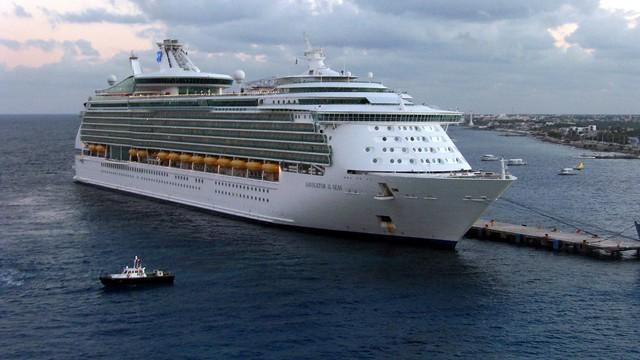 Navigator of the Seas @ Cozumel
