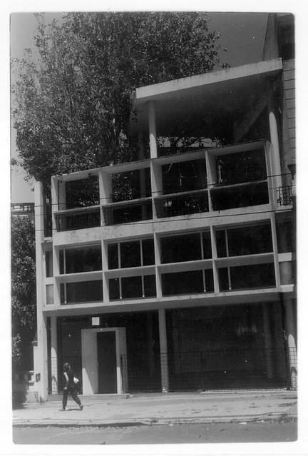 Le corbusier casa curutchet flickr photo sharing - Le corbusier casas ...