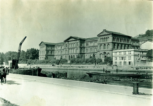Edificio Antiguo del Campus de Bilbao