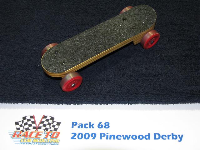 Best Pinewood Derby Car