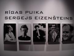 Riga's boy, Sergei Eisenstein