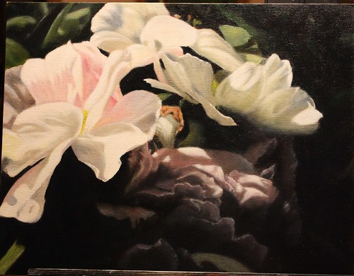 Magnolia [ Sold ] by Sid's art