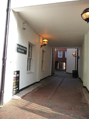 Coach and horses passage  099