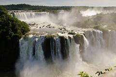Les chutes d'Iguaçu – Salto Rivadavia,  Salto Tres Mosqueteros