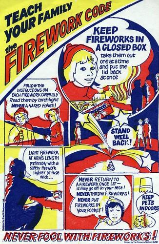 Teach Your Family The Firework Code