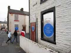 Photo of Blue plaque number 9418