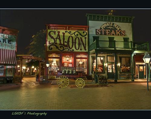 nightshot tucson sony hdr traildusttown oldwest westerntown photomatix hdrpool dslra350