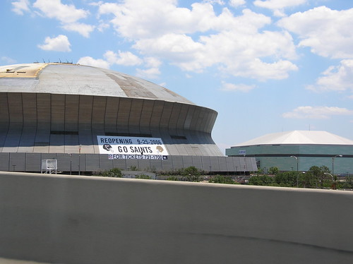 Superdome and Arena