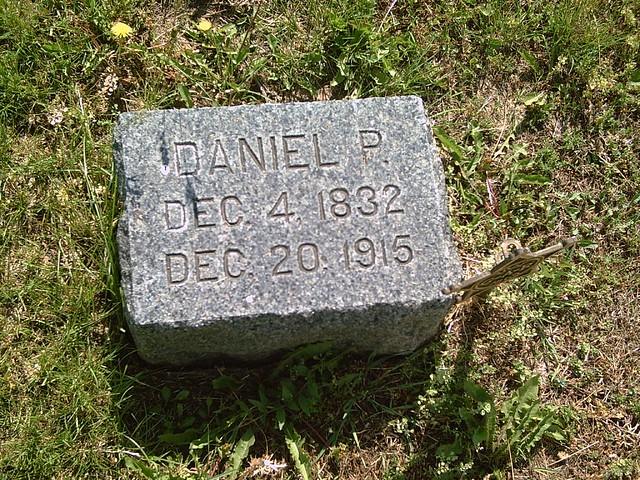 Header of daniel p