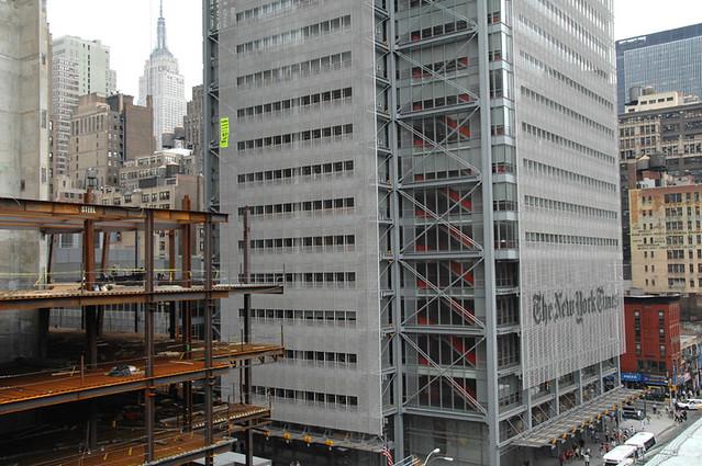 Alain Robert Spiderman in New York