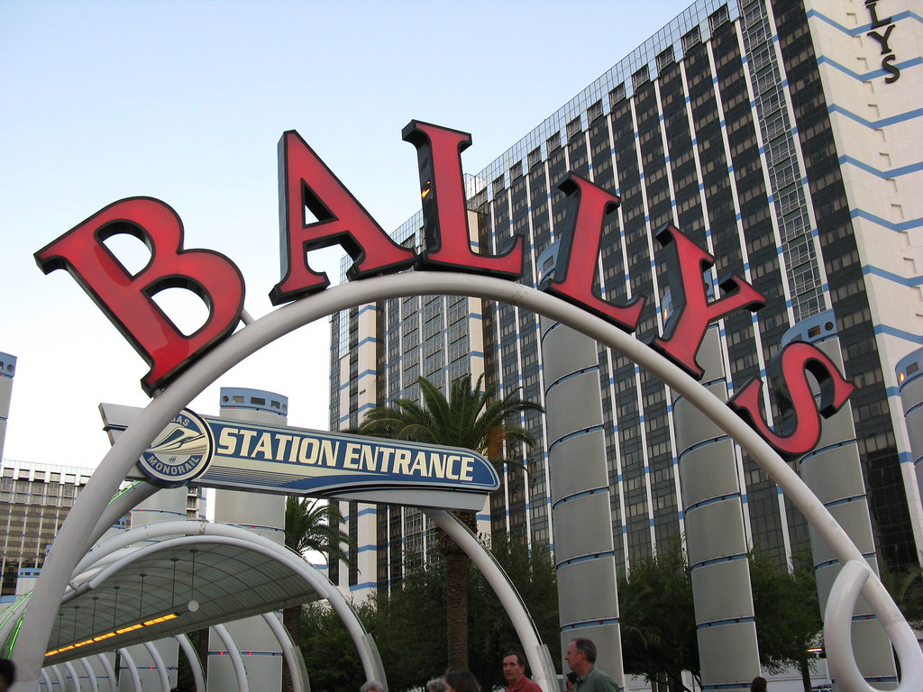 Bally's Hotel Review, Las Vegas Strip.