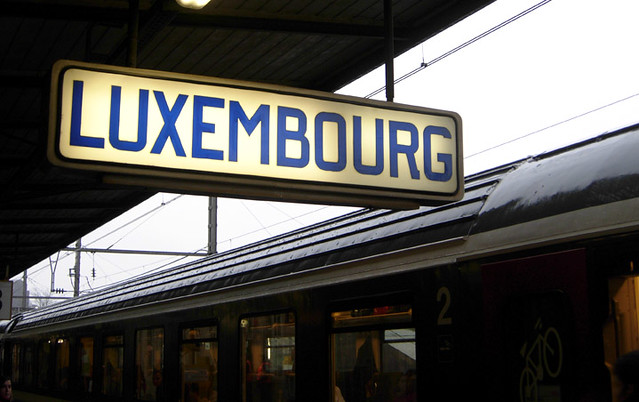 A Weekend Trip to Luxembourg!