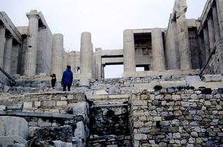 PROPYLAEA ATHENS GREECE  pugh family photos905