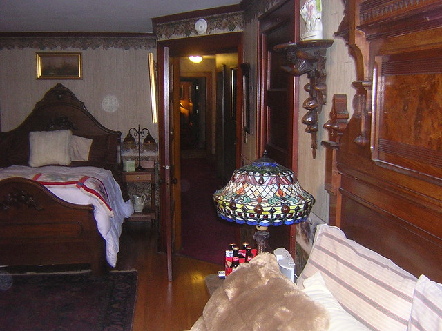 Our room at the victorian tudor inn flickr photo sharing for Victorian tudor suite
