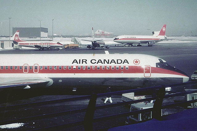 Air Canada' s First L-1011