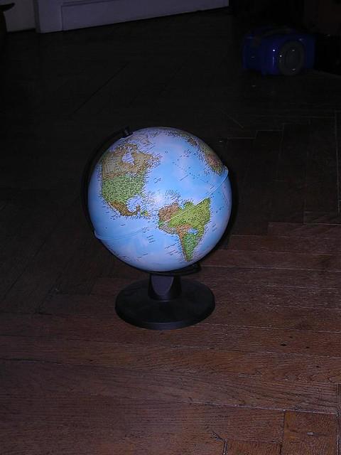 objets sph riques mappemonde globe terrestre flickr photo sharing. Black Bedroom Furniture Sets. Home Design Ideas