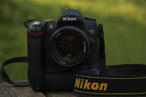 Nikon D80 + 85mm f1.8