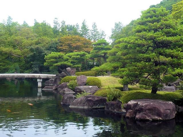 Pond flickr photo sharing for Jardin kokoen