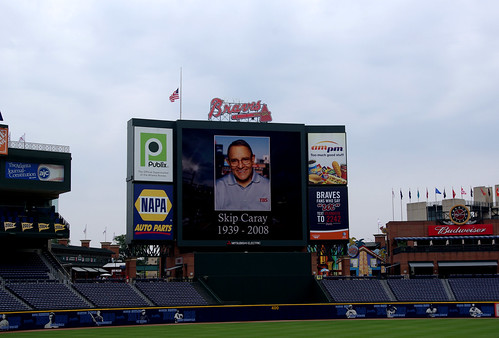 Skip Caray Tribute