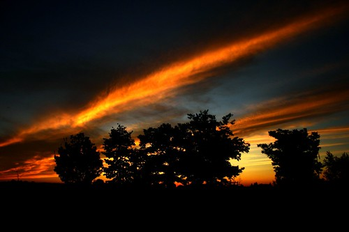 sunset tramonto romagna pievesestina