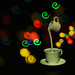 This is how we serve coffee at Cafe Bokeh by kktp_