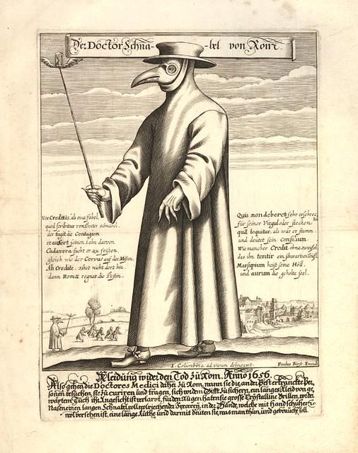 Doctor Schnabel von Rom (Doctor Schnabel from Rome)