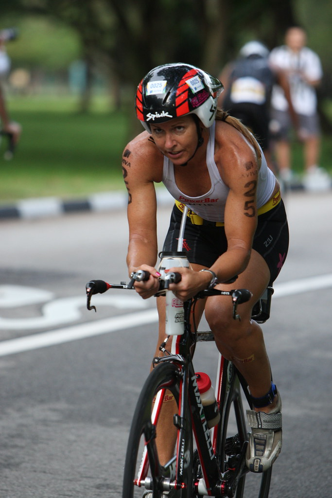 Ali Fitch Bikes @ Aviva 70.3