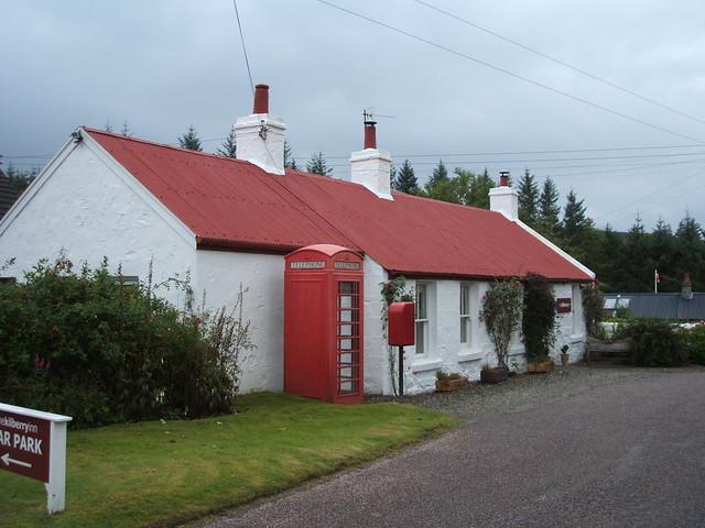Kilberry Inn 024