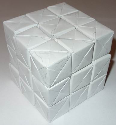 Cubul soma origami func ional - Origami suspensie ...