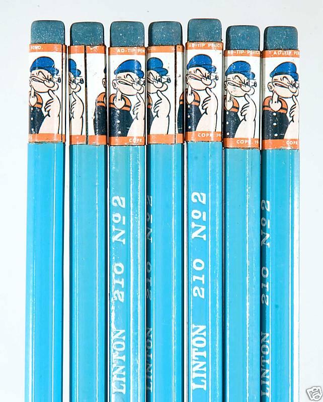 popeye_pencils1949