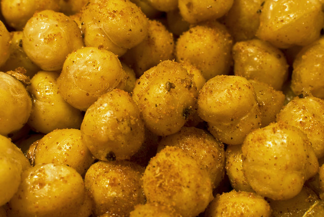 Fried Chickpeas | Flickr - Photo Sharing!