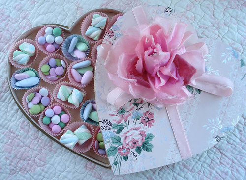 Valentine Heart Box