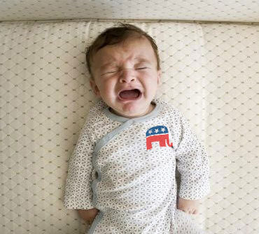 gop cry baby