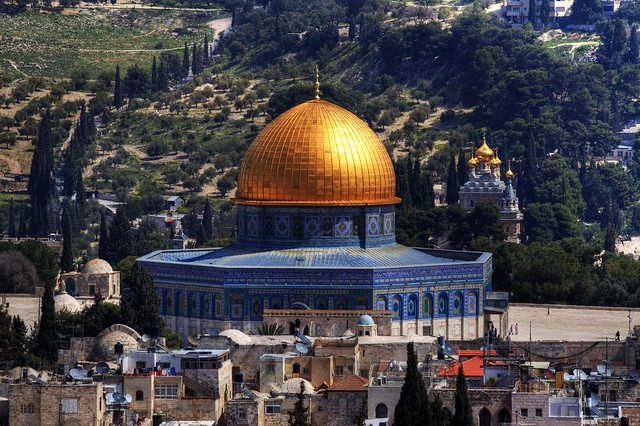 "Jerusalem ""Dome of the Rock"""