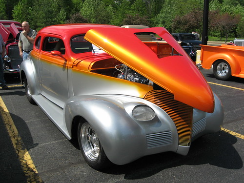 0395 1939 Chevrolet Modified Hot Rod