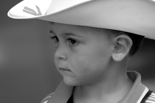 mini cowboy, CC-BY-SA by rdenubila on Flickr