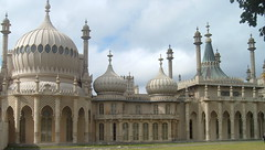 Brighton Pavilion by amypalko