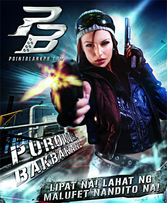 Point Blank Philippines poster - blankpixels.com | Flickr - Photo