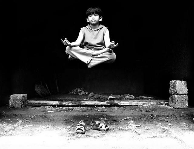 Yogi on Meditation.