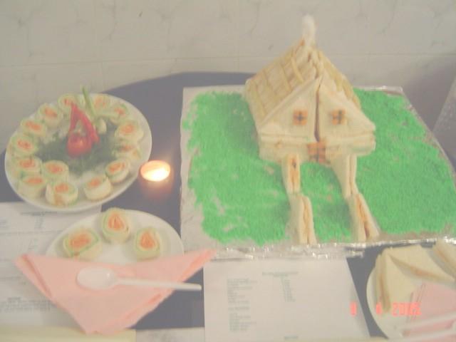 my little sandwich house- jishu