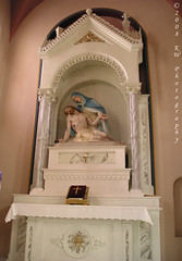 Shrine to the Sorrowful Mother